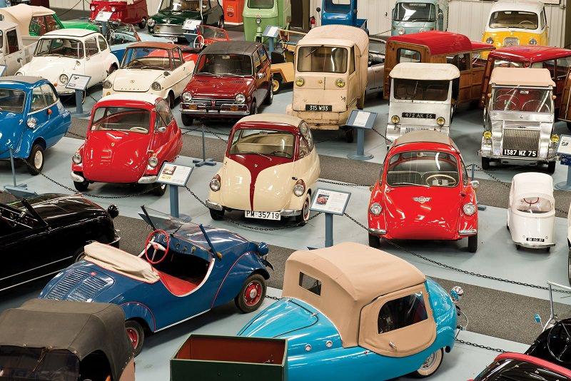 أصغر سيارات في العالم