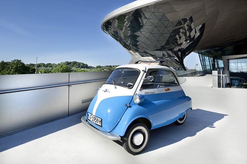 أصغر سيارة بي ام دبليو