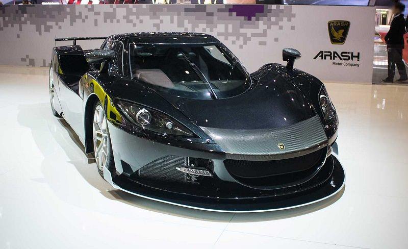 أقوى سيارة في العالم