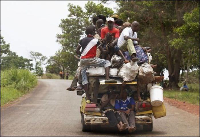 وسائل النقل الأكثر غرابة في العالم