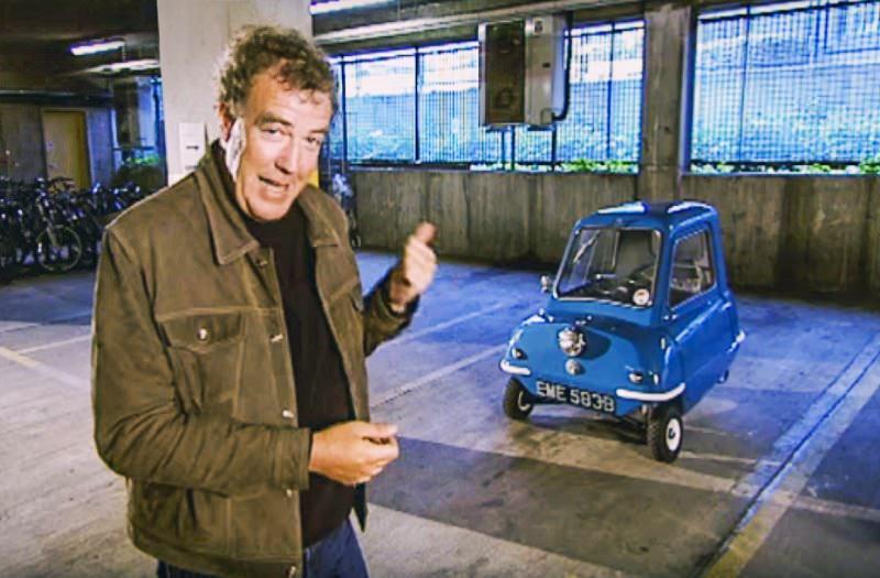 أصغر سيارة في العالم معروضة للبيع