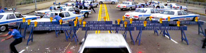 اقوى 5 طرق تستخدمها الشرطة لإيقاف السيارات الهاربة