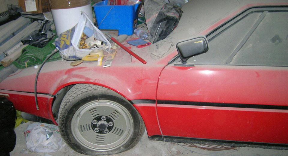 العثور على سيارة نادرة مهجورة منذ أكثر من 30 عاما
