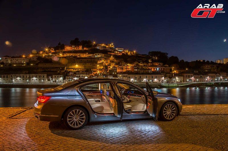 بي ام دبليو الفئة السابعة سينتينيال ايديشن سيارة جديدة قادمة
