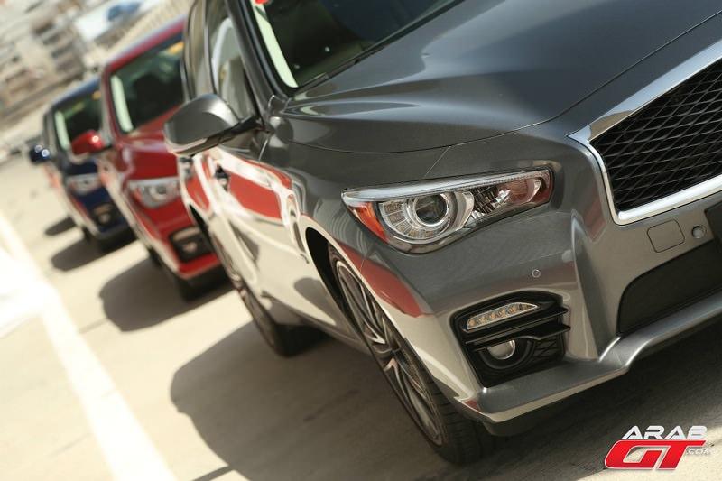 سيارات انفينيتي Q50 2017