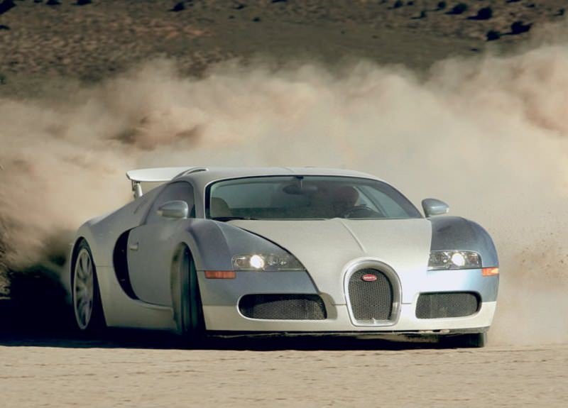 هل تستحق هذه السيارة القديمة 6 أضعاف سعر بوجاتي فيرون