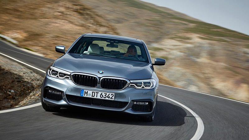 كل ما تريد معرفته عن BMW الفئة الخامسة 2017 الجديدة