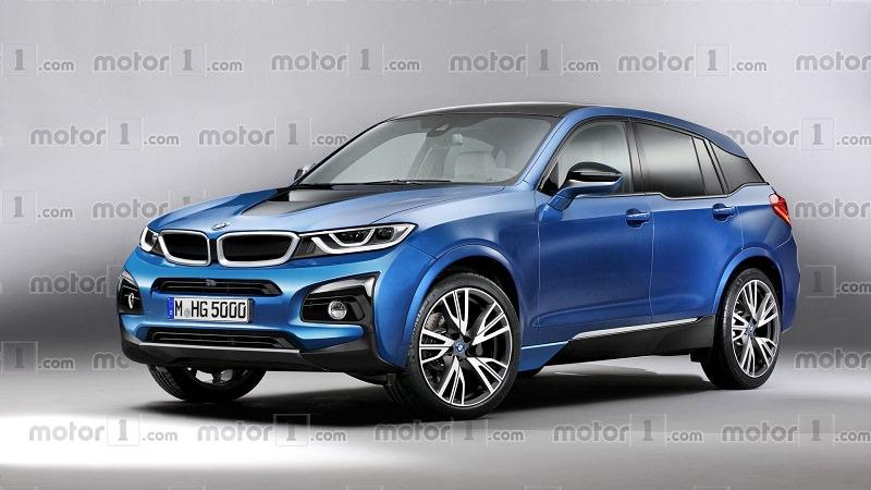 هل من المعقول أن تشبه BMW i5 القادمة شقيقتها X5