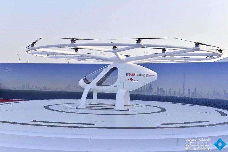 طائرة التاكسي الجوي