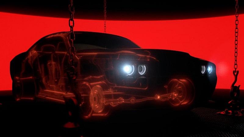 سيارة دودج تشالنجر SRT ديمون 2018