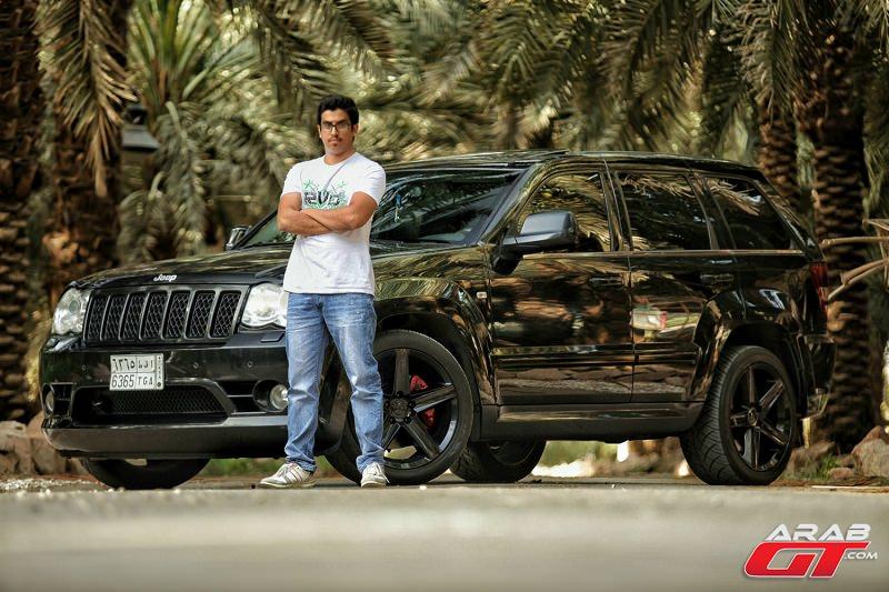 عودة إلى ماضي المدينة المنورة مع عبدالله بلوي في وحوش SRT