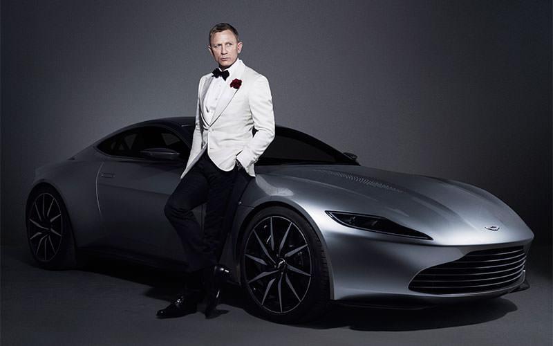 سيارة جيمس بوند الجديدة معروضة للبيع بسعر يصعب توقعه