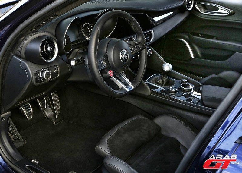 سيارة الفا روميو