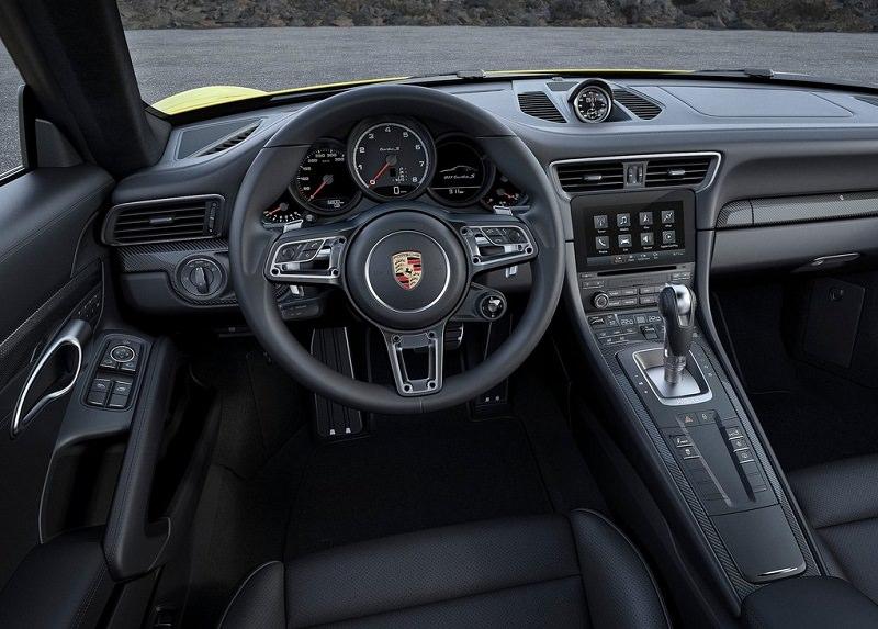 بورش 911 تيربو S قطرية بقوة 3 آلاف حصان تصل إلى سرعة هائلة
