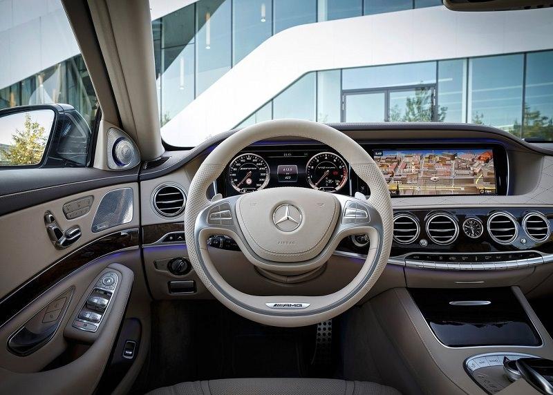 مواصفات مرسيدس S65 AMG 2016