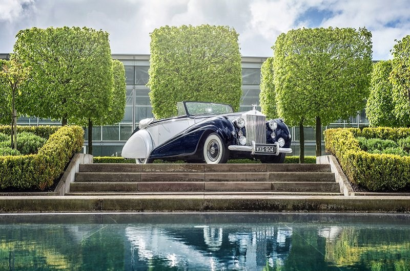 رولز رويس داون 2016 سيارة كشف جديدة قادمة قريباً