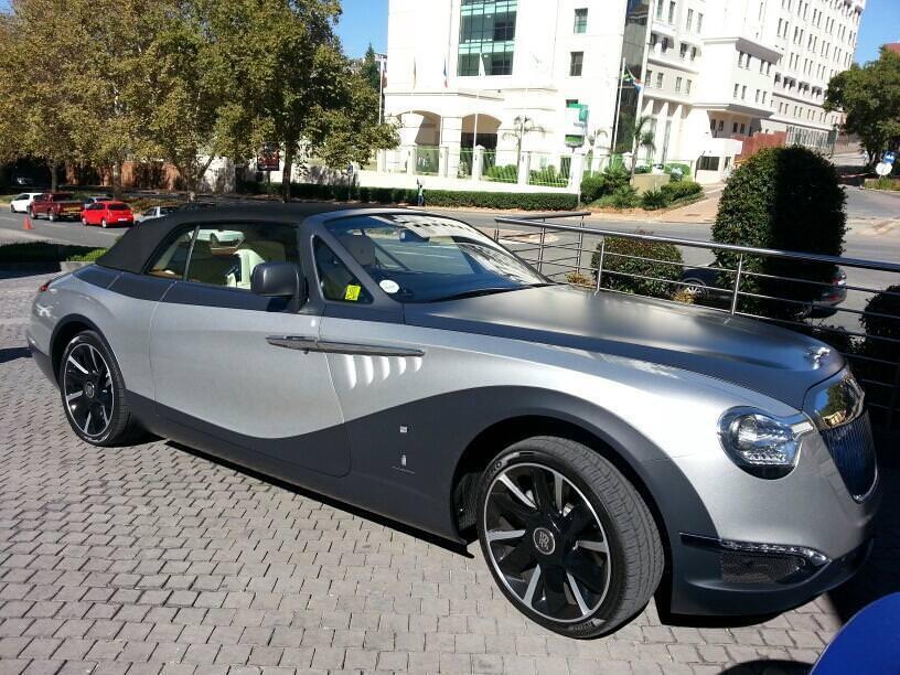 أبشع نسخة من السيارة الفاخرة رولز رويس فانتوم