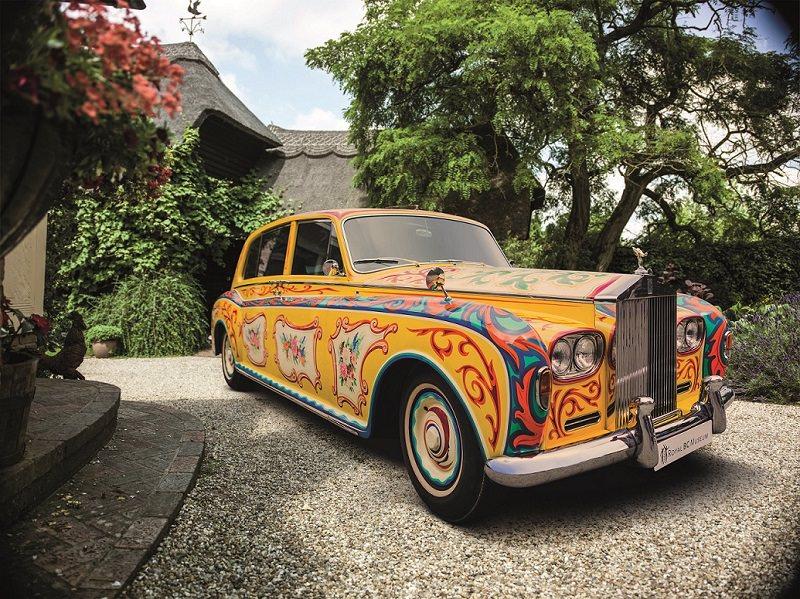 رولز رويس تعلن عودة أحد أعظم سيارات فانتوم الجيل الخامس إلى لندن