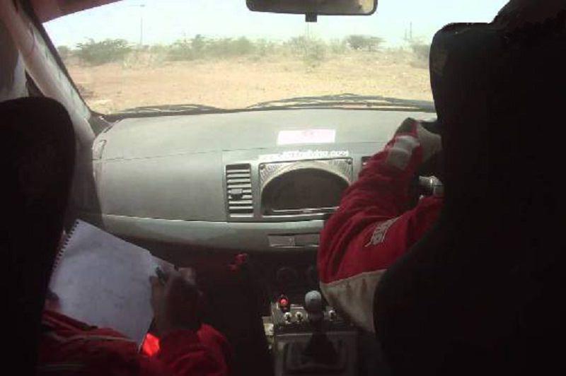 استعد للضحك مع سائق راليات هندي عنيد