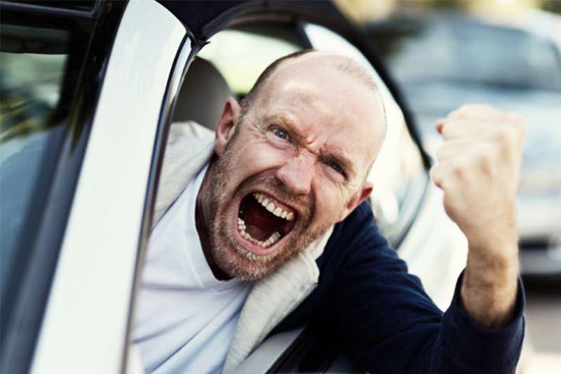 سائق مزعج