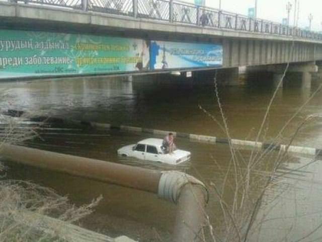 15 صورة لحوادث لن تعرف كيف وقعت