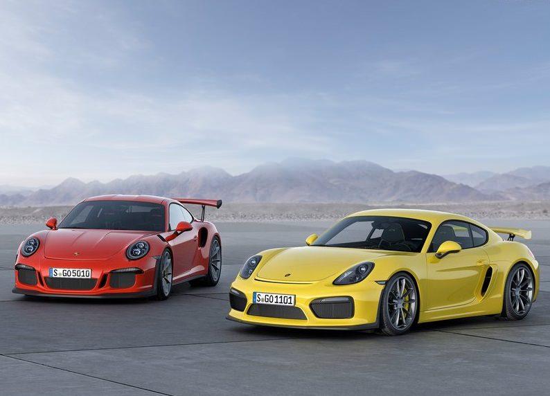 بورش تختار طريقة جديدة لتطوير سيارات GT و RS القادمة