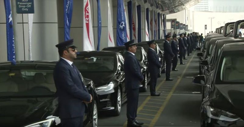 دبي توفر سيارات تاكسي لا مثيل لها في العالم