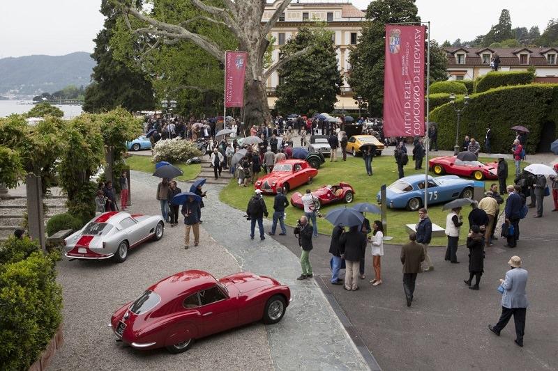 معرض سيارات كونكورسو ديليجانزا
