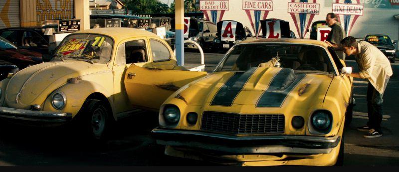 سيارات فيلم المتحولون