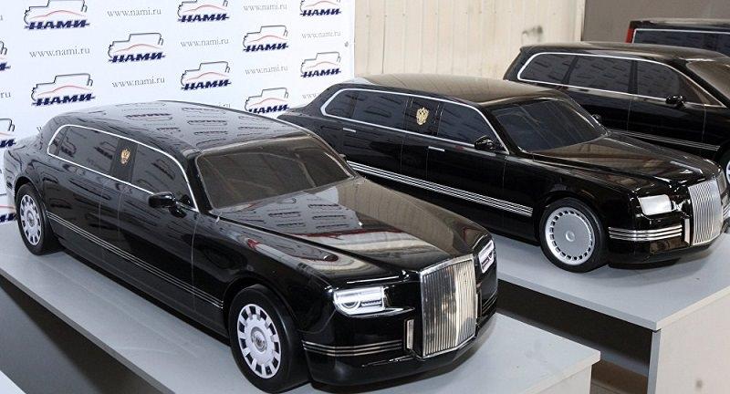 سيارة الرئيس الروسي