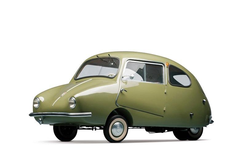 سيارة صغيرة