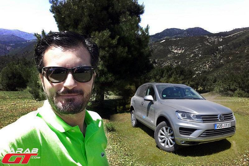 عرب GT يقطع الأندلس على متن فولكس فاجن طوارق 2015