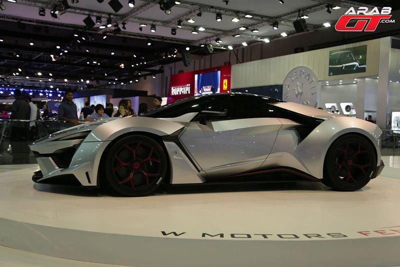 السيارة العربية