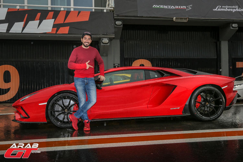 لمبرجيني افنتادور اس – Lamborghini Aventador S