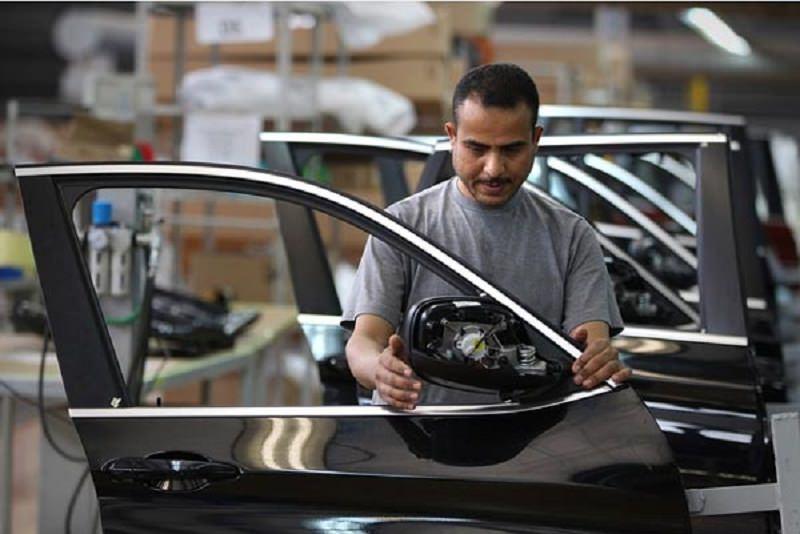 السعودية تستعد لإنتاج عدد ضخم من السيارات سنوياً