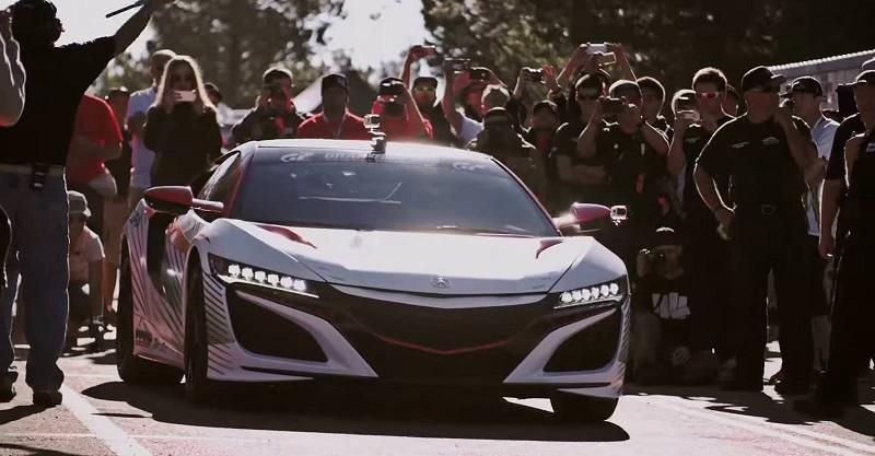 نتيجة اختبار سرعة سيارة هوندا الخارقة