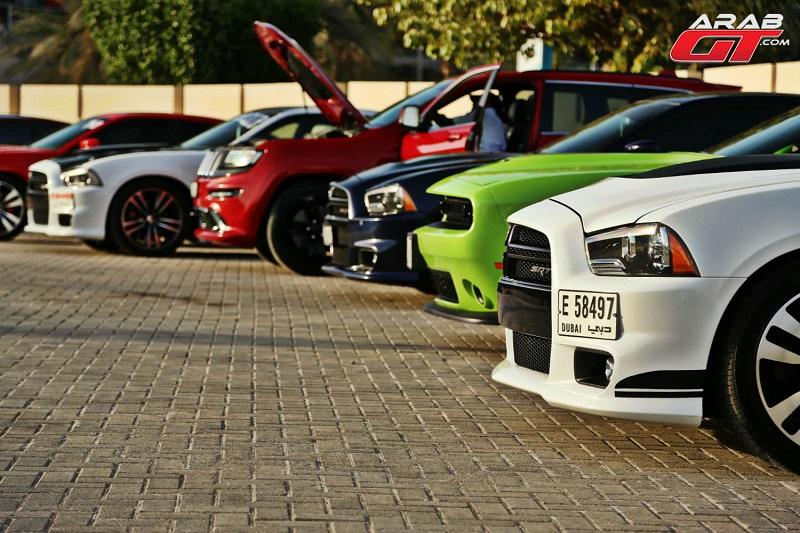 عرب GT يغطى أروع سباقات السرعة في مهرجان SRT