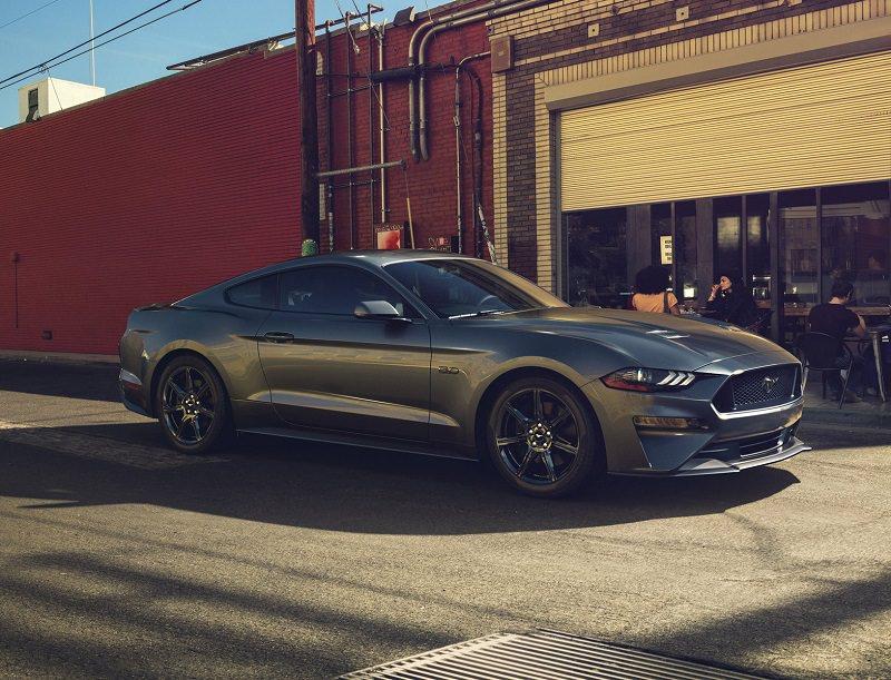 الكشف عن مقدار دورات محرك فورد موستنج GT 2018 المحدثة