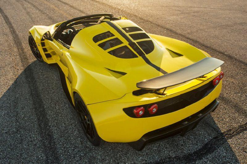 هينيسي فينوم GT 2016 تكشف عن مقدار قوتها الهائلة الجديدة