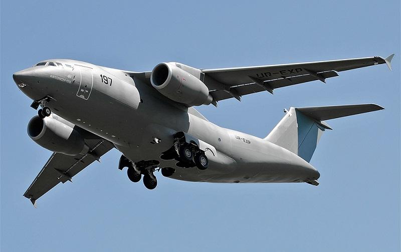 السعودية تشتري 30 طائرة عسكرية ضخمة من أوكرانيا