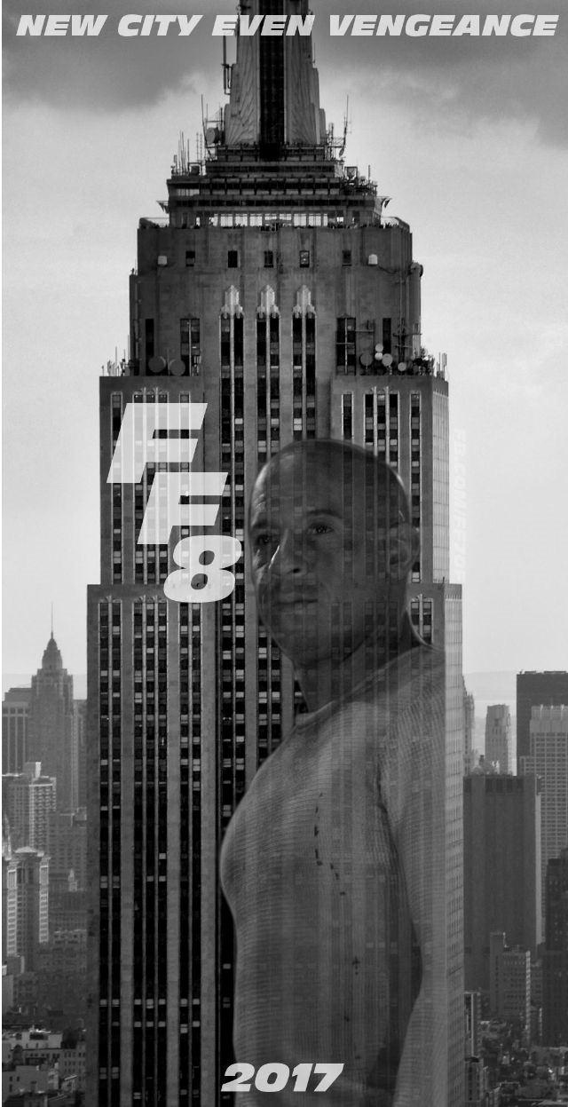 فين ديزل يعلن عن جزء ثامن من Fast & Furious