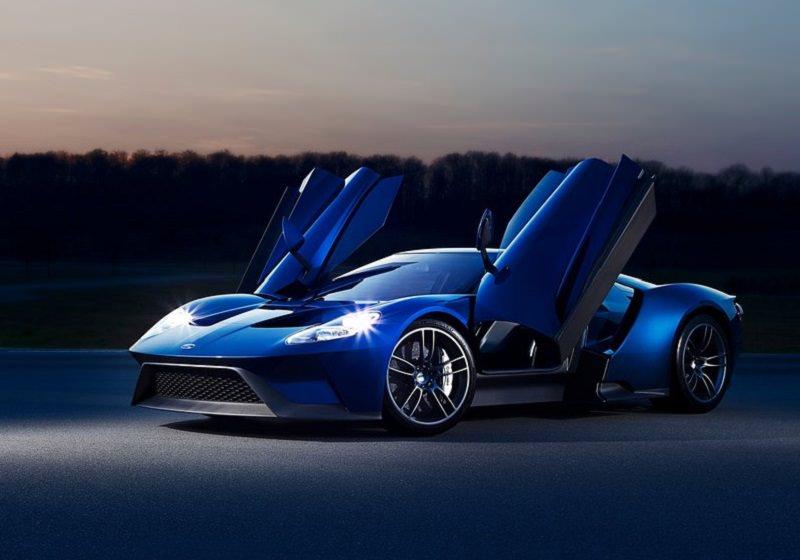 شروط صعبة لاختيار مالكي سيارة فورد GT 2017
