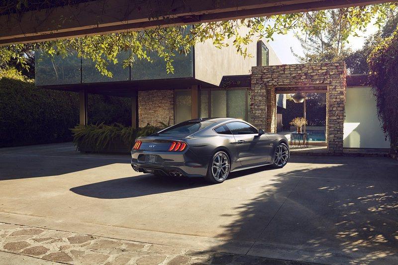 فورد موستنج GT 2018