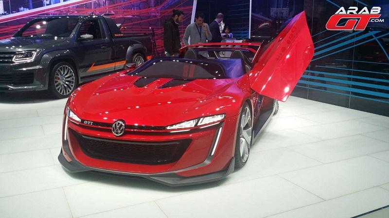 أغرب سيارات فولكس فاجن تتواجد في قطر