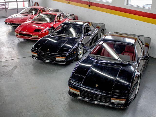 اشتر 3 سيارات فيراري بـ145 ألف دولار واحصل على الرابعة مجاناً