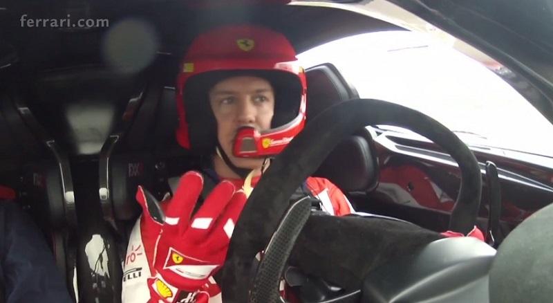 بطل العالم في الفورمولا 1 يقود سيارة يزيد سعرها عن 2 مليون دولار