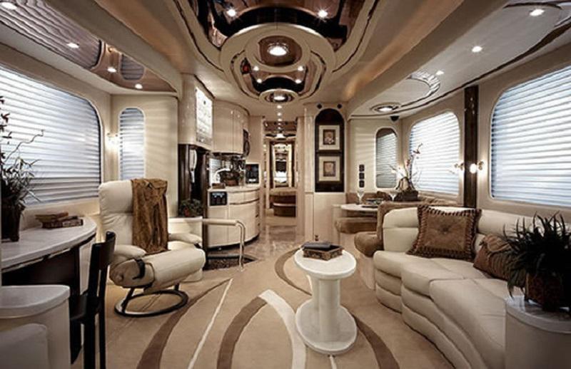 أغلى منزل متحرك في العالم من إنتاج شركة في دبي