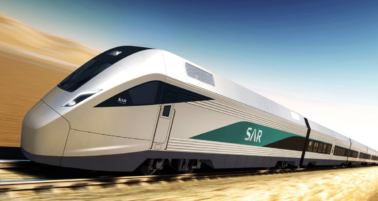 تحديد موعد تشغيل القطار السريع في السعودية