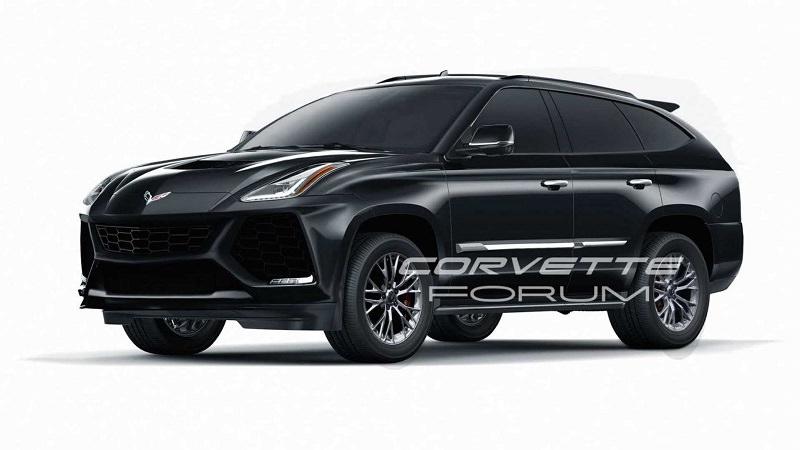 ما رأيكم بنسخة الـ SUV من السيارة الرياضية كورفيت