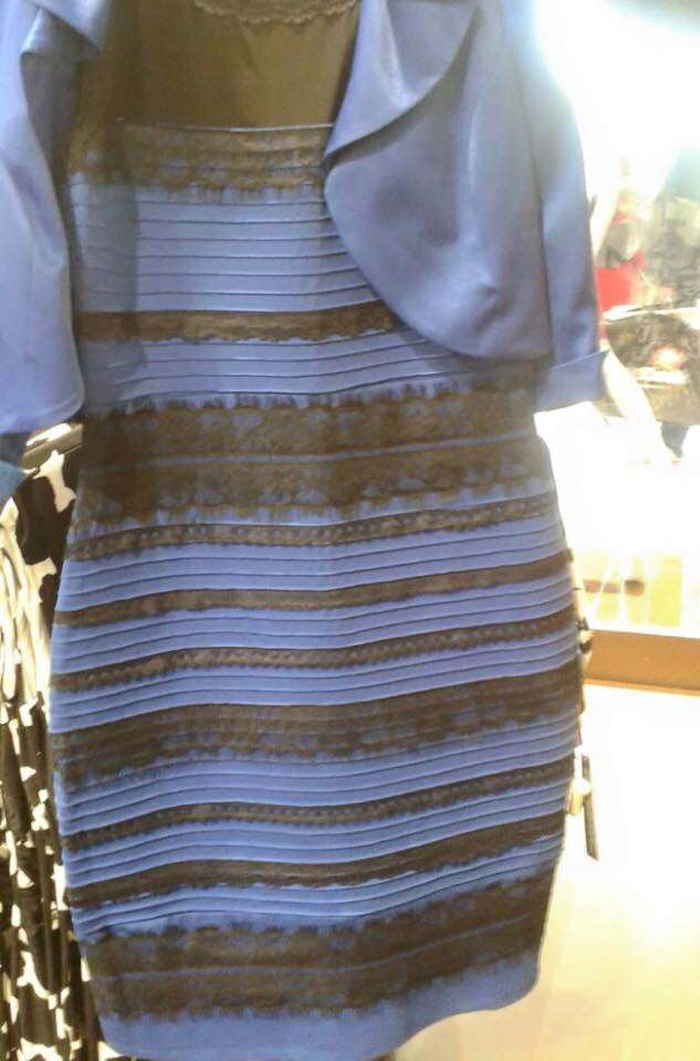 سيارات هولدين الأسترالية تسخر من الجدل حول لون الفستان